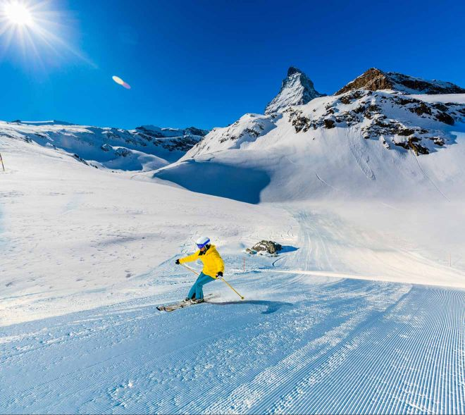 swiss ski resorts