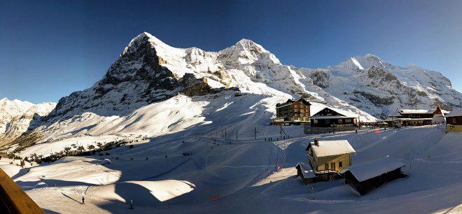 places to ski in switzerland