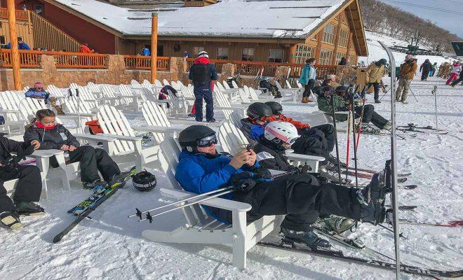 park city mountain resort snow conditions