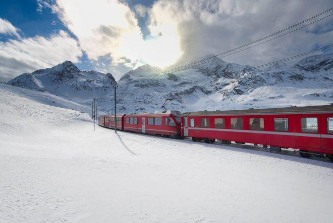 trip to swiss alps
