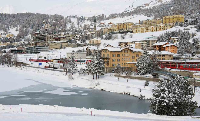 best alps ski resorts