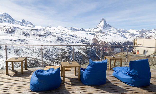 ski resorts near zurich