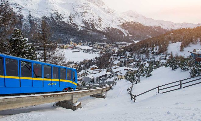 where to go skiing in switzerland