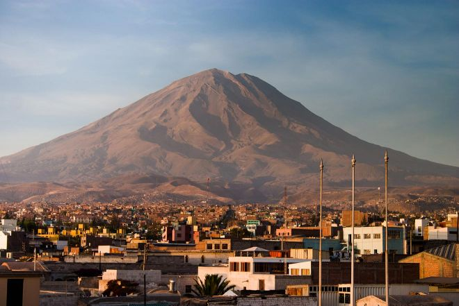 arequipa sightseeing