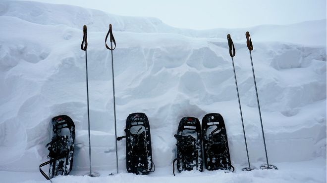 weekend ski trips