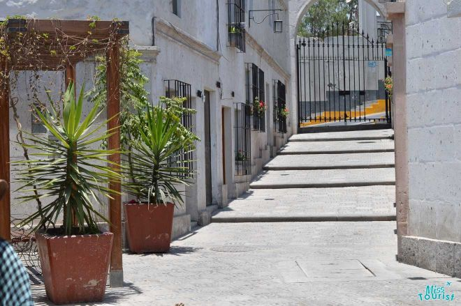city center arequipa