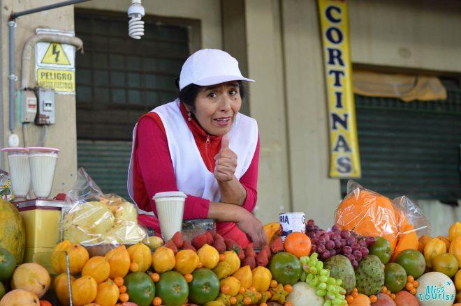 street market arequipa