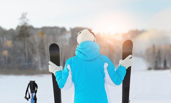 ski in st. moritz