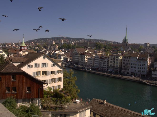 best place to stay in zurich