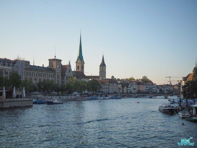 visit swiss city zurich