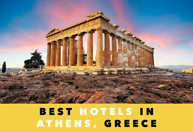 best hotels to stay in athens greece