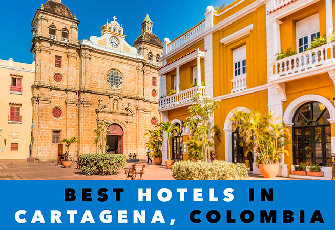 best hotels in cartagena de indias