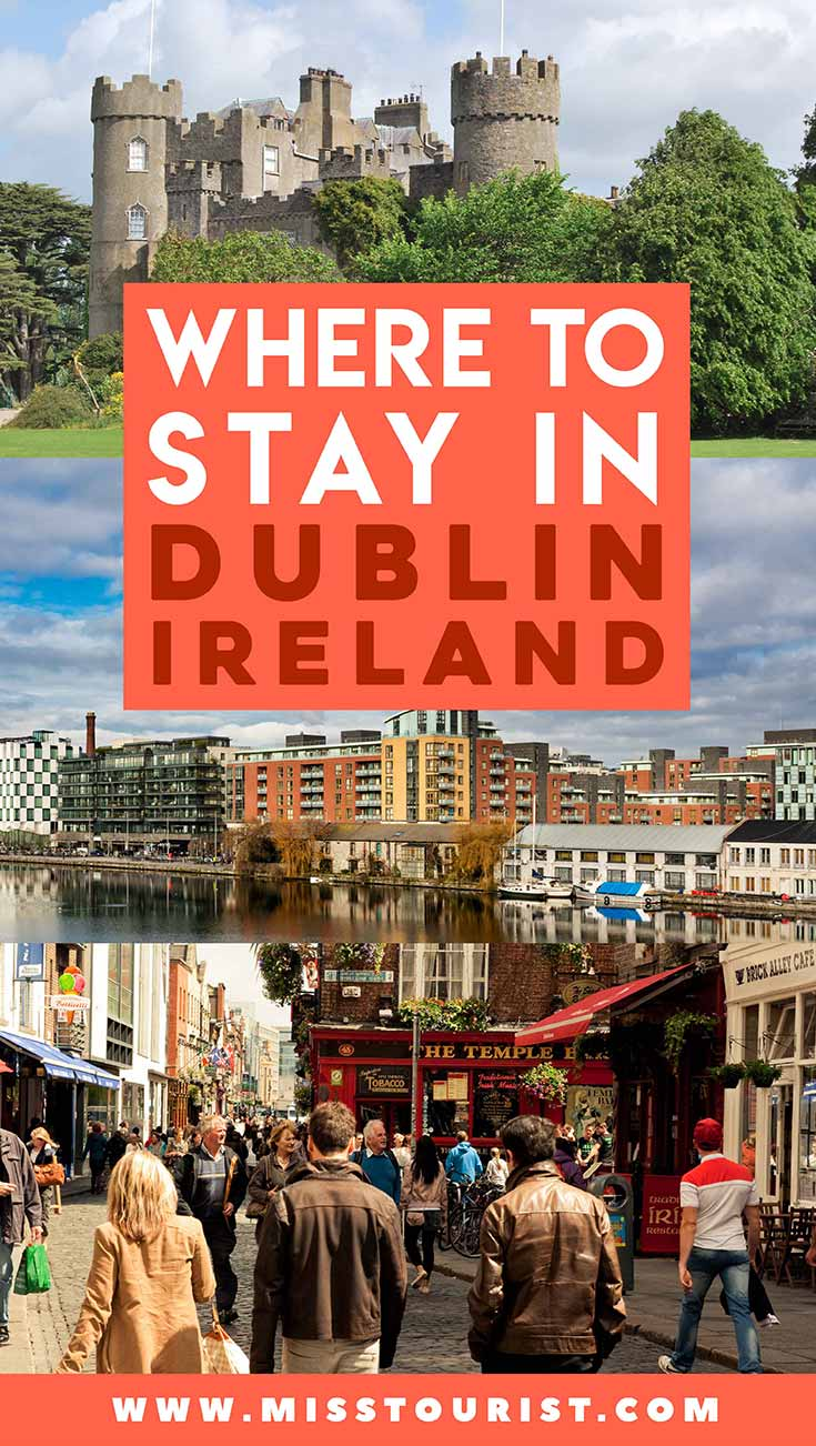 dublin places to stay