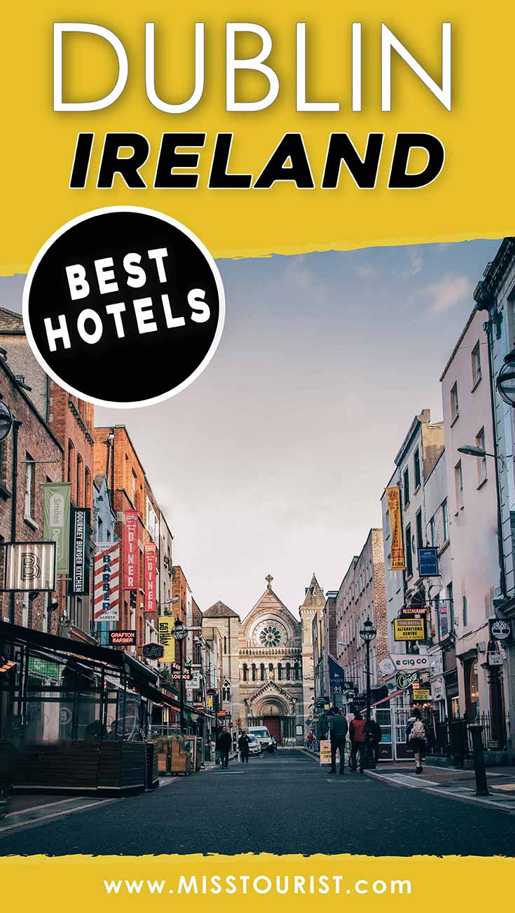 best areas to stay in dublin