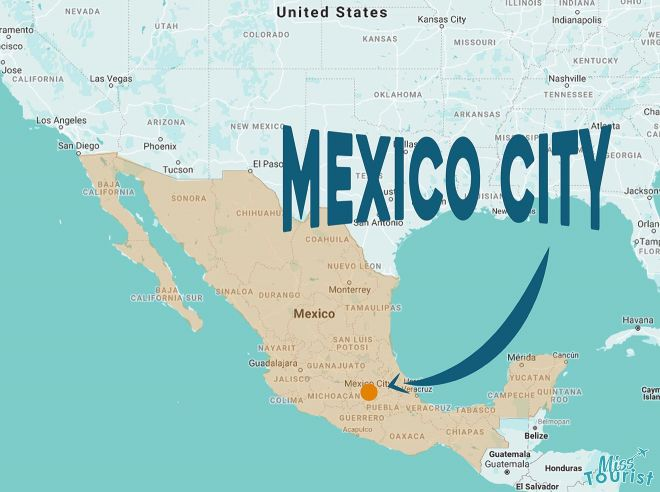 where is mexico city