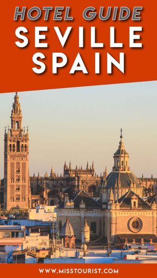 seville places to stay