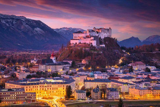austria city