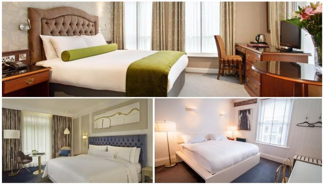 best hotels in dublin city centre