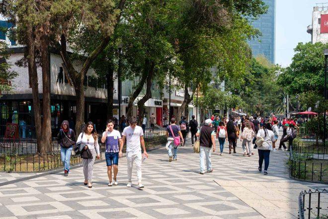 mexico city street
