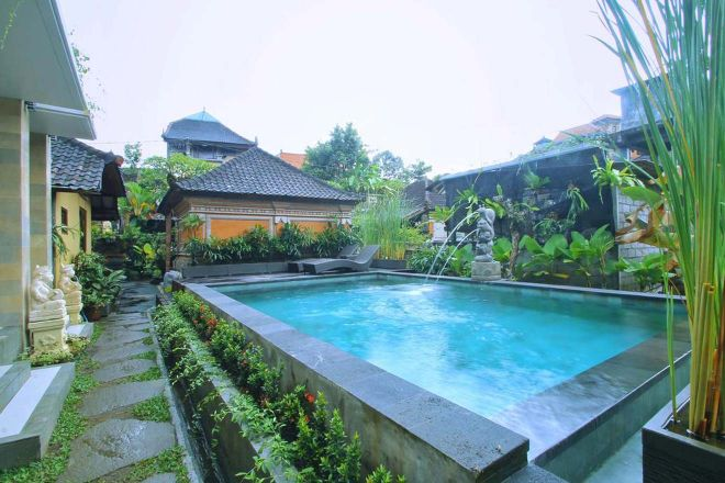 ubud resorts
