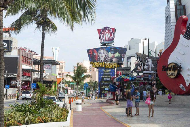 cancun city