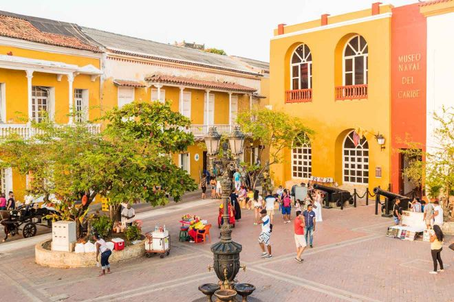 places to visit in cartagena
