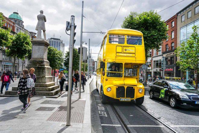 street bus ireland
