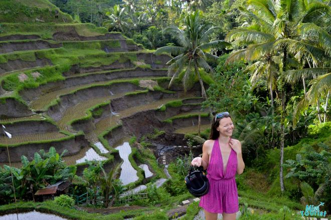 relaxing in ubud