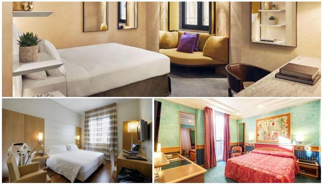 affordable hotels in milan