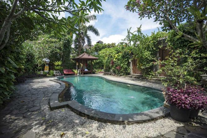 villas in ubud bali for rent