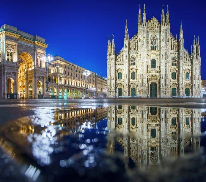cathedral milano