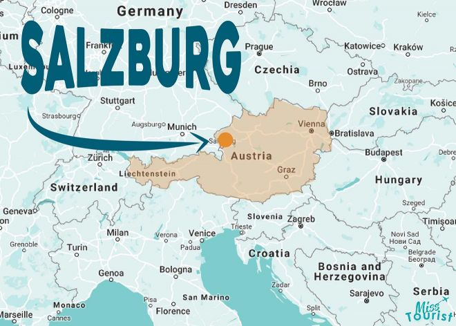 where is salzburg