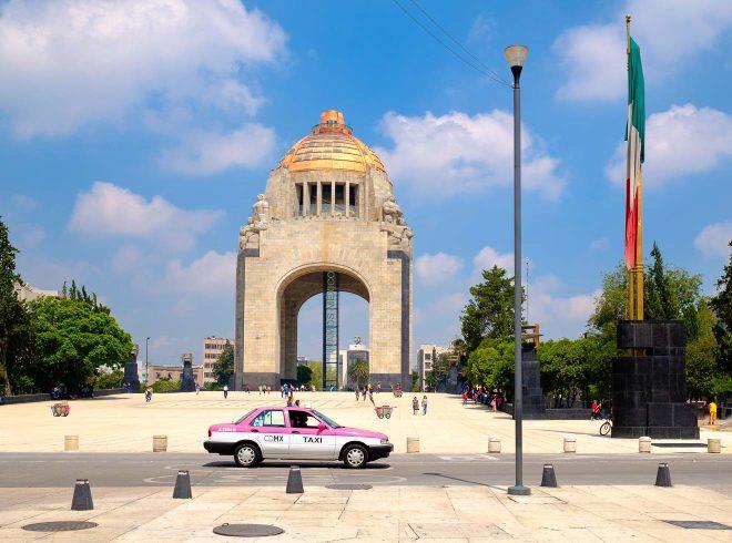 mexico city monument