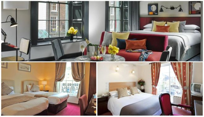 places to stay in dublin ireland