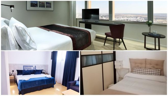 best hotels in seville old town