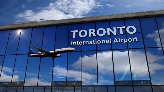 toronto canada international airport