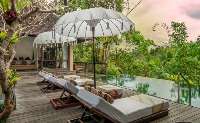 guest houses in ubud bali