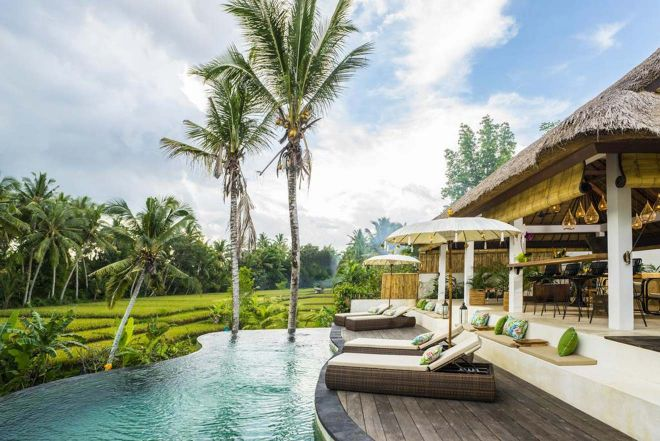 best hotel in ubud for honeymoon