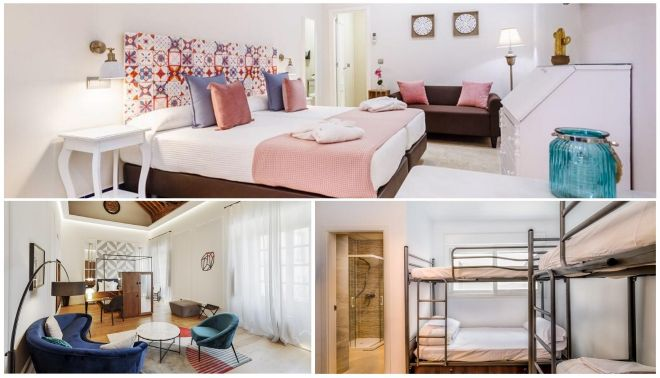 best hotels in seville city centre