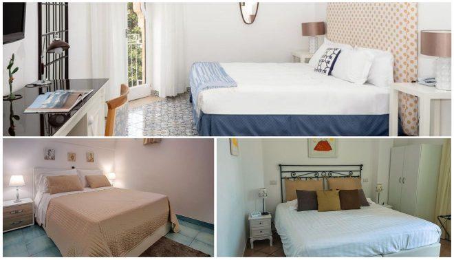 where to stay in capri island