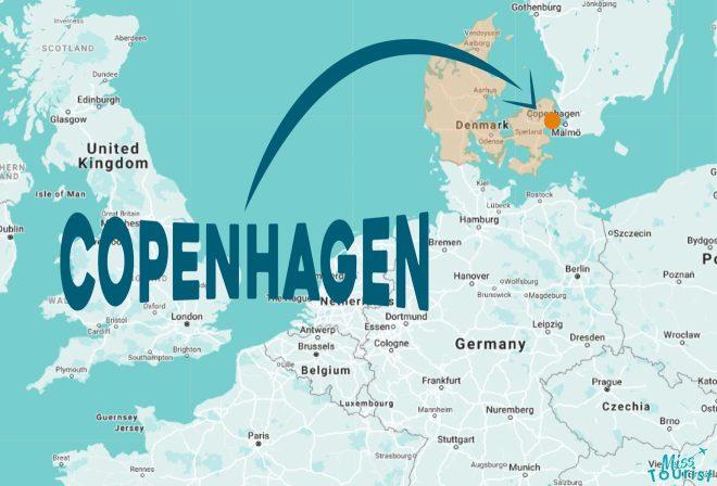 where is copenhagen