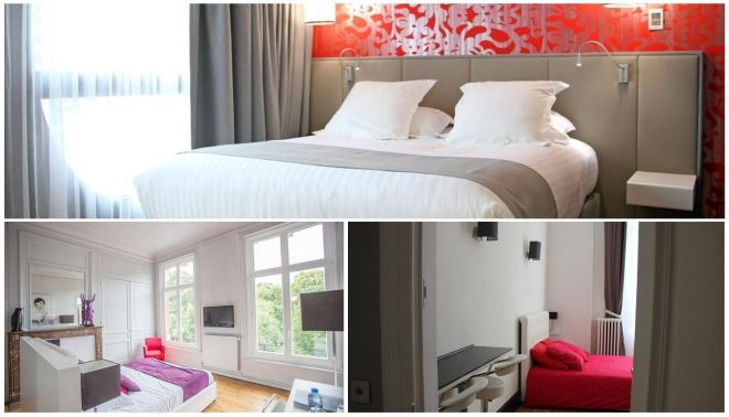 cheap hotels lille