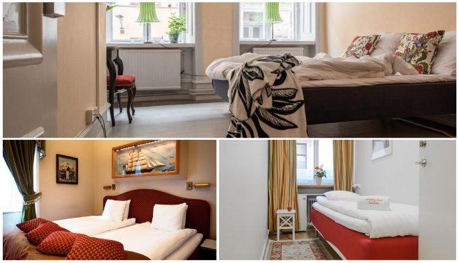hôtels à stockholm