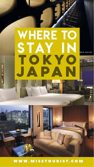 best hotels in tokyo japan