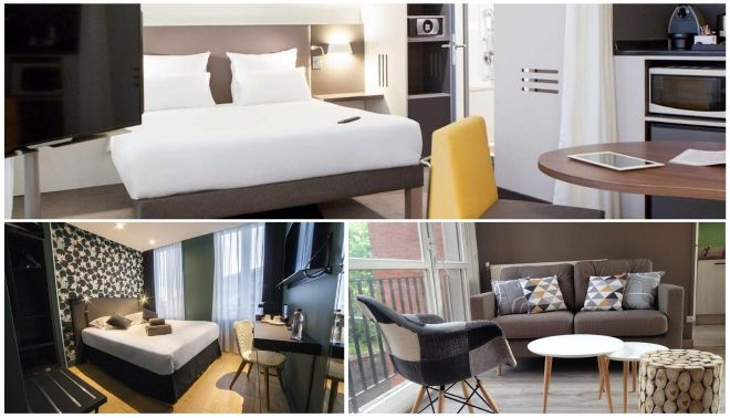 hotels lille
