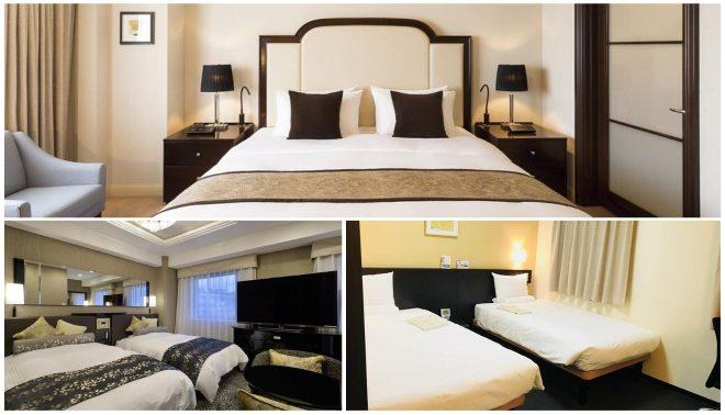 cheap accommodation tokyo