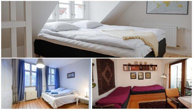 copenhagen accommodation