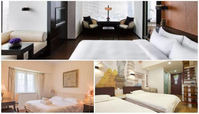 shanghai hotels bund