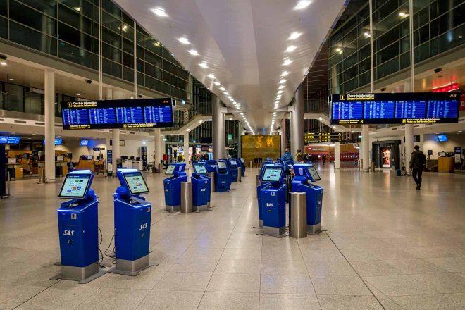 denmark airport