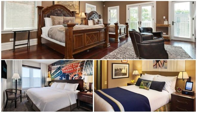 suites in chicago
